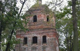 Покровский храм деревни Ратчино, 1778 г.