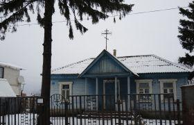Молельная комната деревни Ратчино, 2013 г.